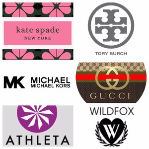 BRANDS Most Represented in MY CLOSET! ~OTHERS TOO~
